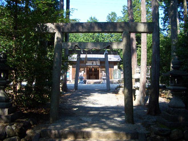 大石神社写真1-
