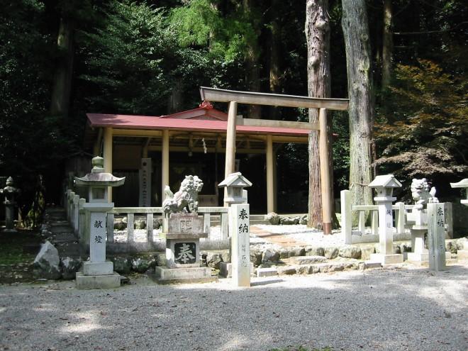 五箇谷神社4