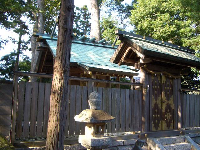 伊勢寺神社写真2