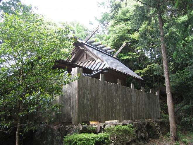 仙宮神社本殿