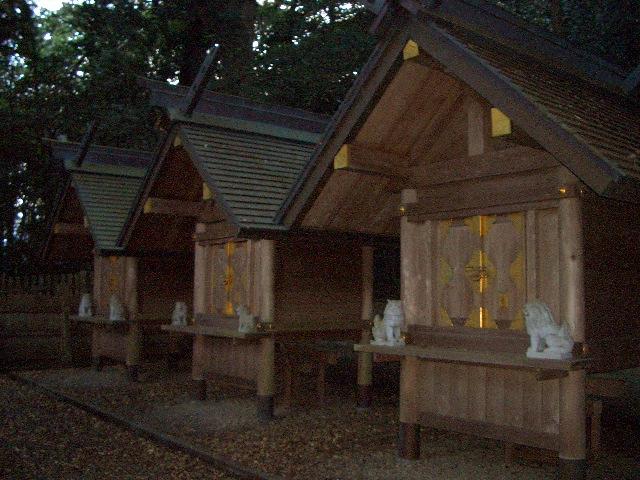 阿射加神社写真2
