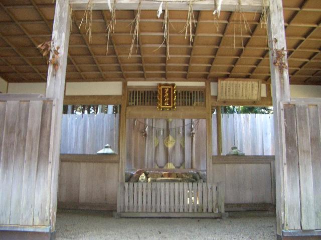 茅原神社写真1