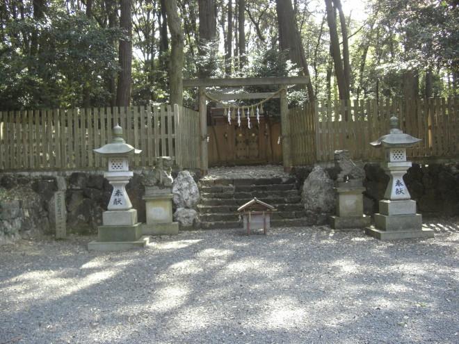 阿射加神社