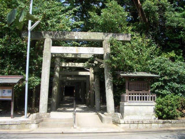 加世智神社1