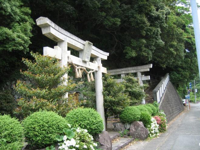 東宮八柱神社