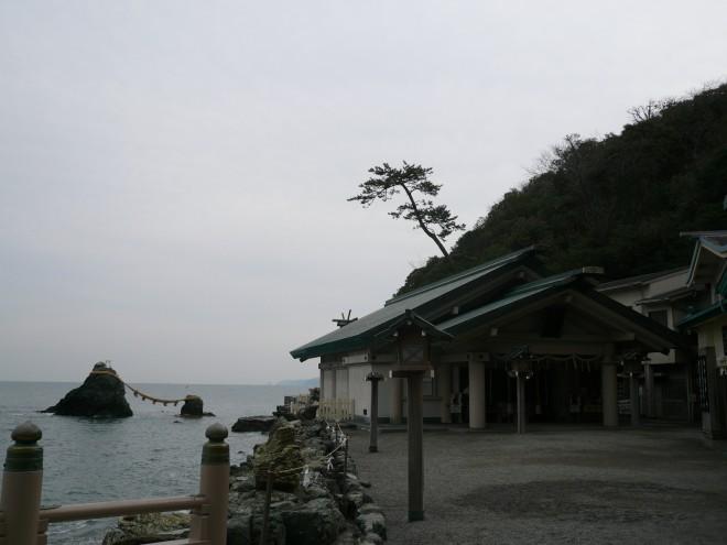 二見興玉神社写真