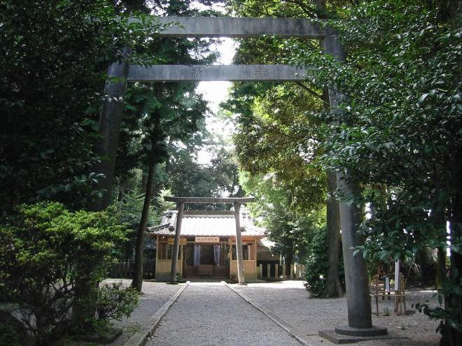 西外城田神社3