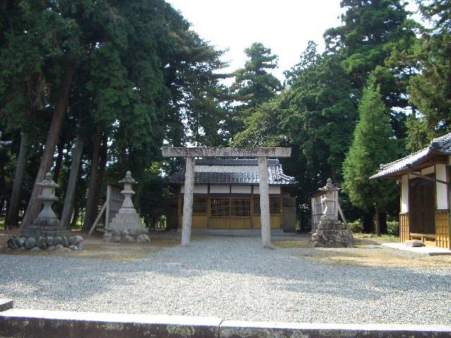 満賀里神社写真1